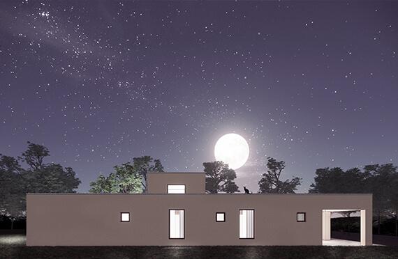 Marhuľový dom