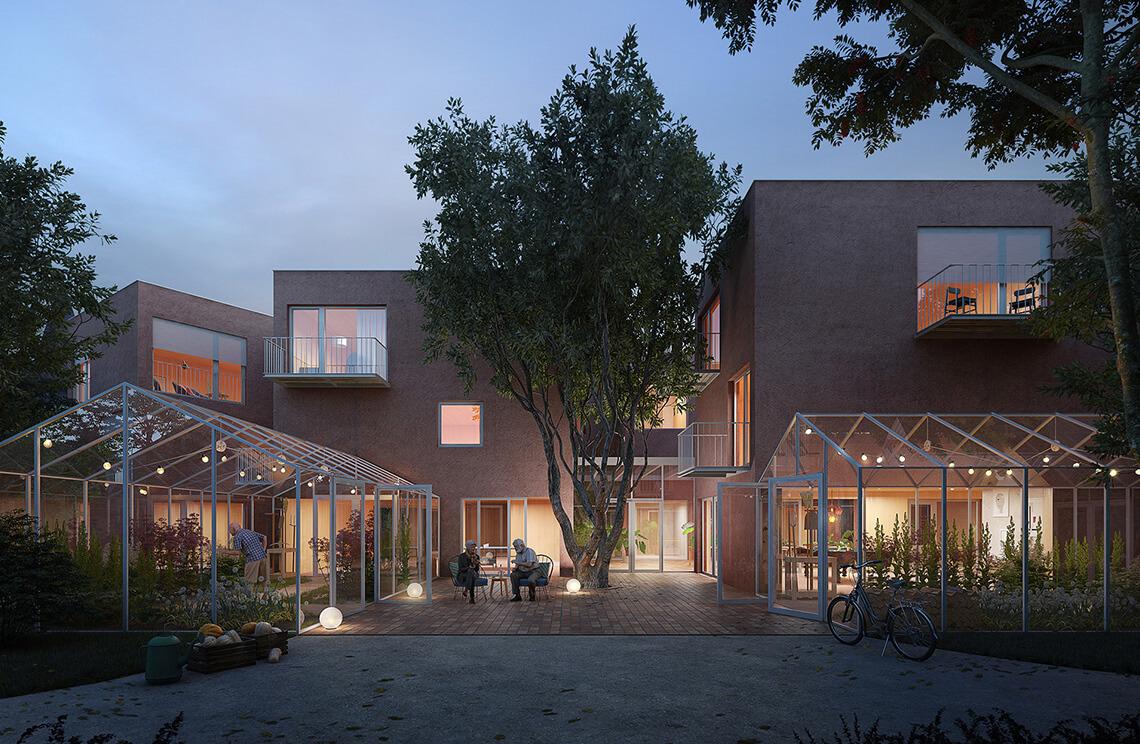 Housing complex Parková